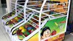 Çocuk Basket Makinesi
