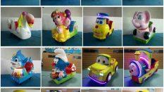 Çocuk Oyun Makineleri