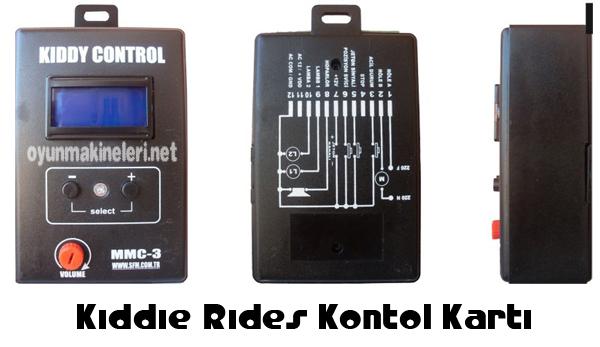 Kiddie Rides Kartı