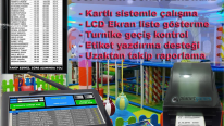SoftPlay Kontrol Sistemi