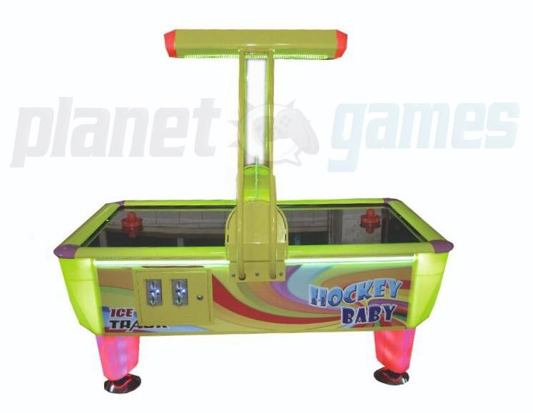 çocuk air hockey