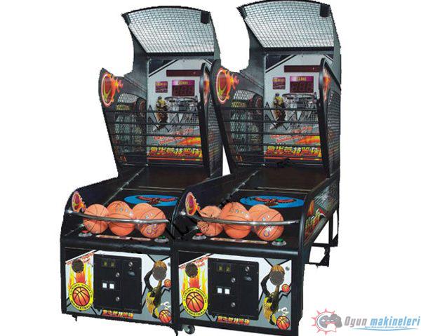 Basketbol Makinası