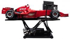F1 Yarış Simulatörü