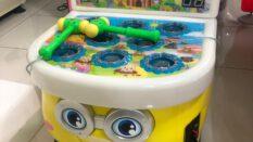 Tokmak Oyun Makinesi
