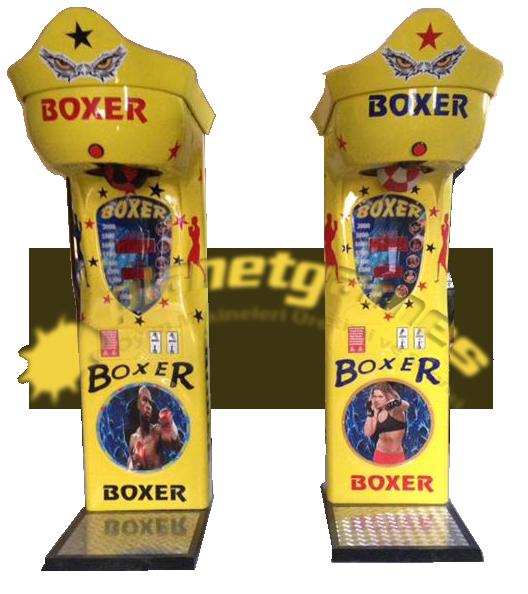 Yerli Boks Makinesi Polyester